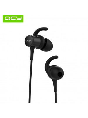 QCY M1C Magnet Adsorption Bluetooth Headphones Wireless Earphones Sports IPX4 Headphone with Mic For Phones and Music