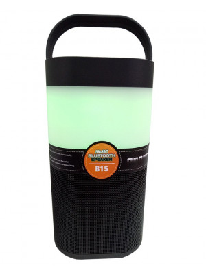 B15 Bluetooth Speaker With Dancing Lamp Light