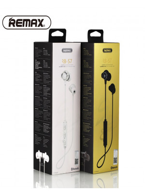 RB-S7 Magnetic Neckband Sports Bluetooth Earphones
