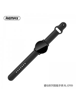 REMAX RL-EP09 Smart Watch Multiple Sports Mode Bluetooth Control Music IP67 Waterproof Fashion Health Smartwatch
