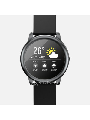 Haylou Solar LS05 Smart Watch Sport Metal Heart Rate Sleep Monitor IP68 Waterproof iOS Android Global Version