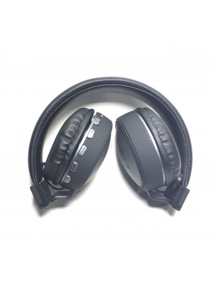 KD-20 Wireles Bluetooth Headphone - Black