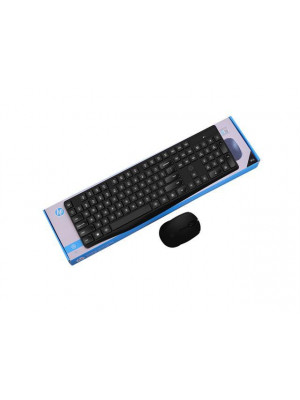 HP CS10 Wireless Keyboard Mouse Combo Gaming Office Mouse & Keyboard Set (Original)