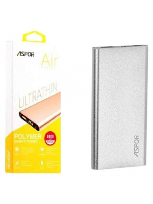 ASPOR A373 POWER BANK 6000MAH POLYMER AIR ULTRA THIN