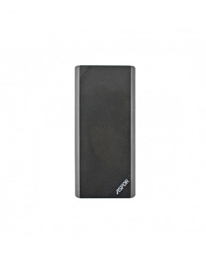 Aspor A345 10000mAh Power Bank - Black