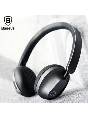 Baseus D01 Bluetooth Earphone Wireless Headphones With Mic