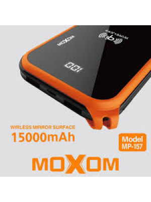 MOXOM MP157 15000mAh Wireless Charging Power Bank