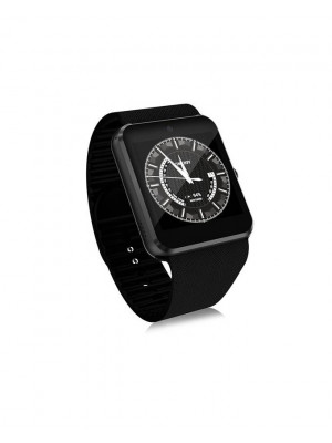 Android Smart Watch GT08 Plus With WiFi And 3G 4.4 Kitkat - Black