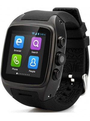 X01 Android Smart Watch With WiFi And 3G Android 4.4.2