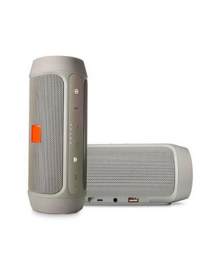 Charge2+ Bluetooth Speaker - Silver