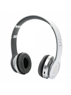 S450 Sports Wireless Bluetooth Headset - White