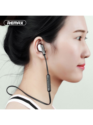 Remax S18 Bluetooth Wireless Sports Earphones - Black