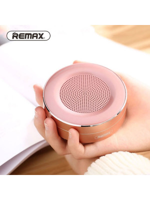 Remax RBM13 Bluetooth Speaker - Gold