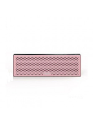 REMAX RM-M20 Metal Bluetooth Speaker Subwoofer Music - Pink