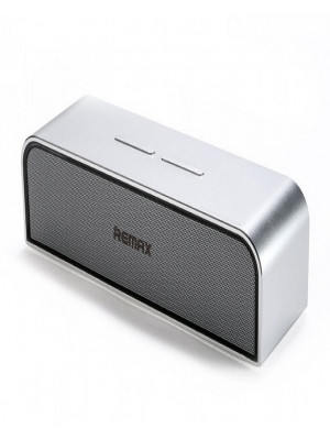Remax RB-M8 Big Wireless Bluetooth Speaker - Silver