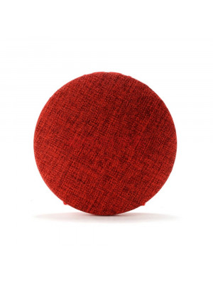 Remax RB-M9 Canvas Fabric Hi-Fi Stereo Bluetooth Speaker - Red