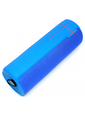 Logitech UE BOOM 2 Bluetooth Wireless Speaker (Waterproof and Shockproof) Blue