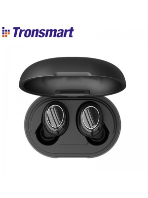 Tronsmart Onyx Neo Bluetooth 5.0 True Wireless Earbuds Qualcomm aptX, HiFi Stereo, CVC 8.0 Noise Cancelling, 24H Playtime, Mic