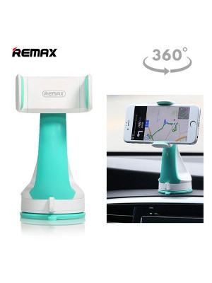 Remax C-15 Smart Mobile Car Holder - Blue