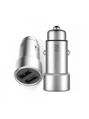 Xiaomi 36w Car Charger Original QC 3.0 Dual USB Quick Charge Max 5V 3A