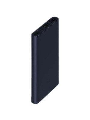 Xiaomi Mi Power Bank 2 10000 Mah Dual USB Port - Black