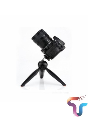 Yunteng 228 Selfie Tripod With Mobile Holder Clip