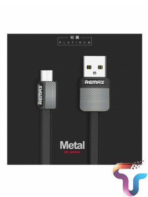 Remax RC-044a Platinum Series Data Cable For Type-C - Black