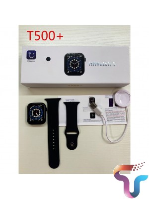 Wi Watch 6 T500 Plus Pro Smart watch Series 6 for Android & IOS Hi Watch