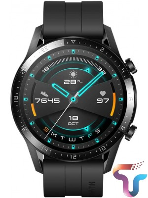 Huawei WATCH GT 2 46MM 1.39' AMOLED Full Touch Screen Wristband Bluetooth Call 14 Days Battery Life Sports Edition