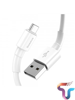 Baseus CATSW-02 Mini USB Cable For Type C 3A Fast Charging Data Cable