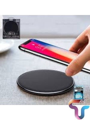 Remax RP-W3 Wireless Charger For IPhone & Android - Black