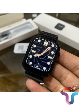 FK78 Smart Watch 1.78 Inch Screen Health monitor make and answer Call smartwatch
