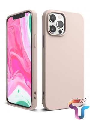 Ringke Air-S iPhone 12 Pro Max Case - Pink Sand