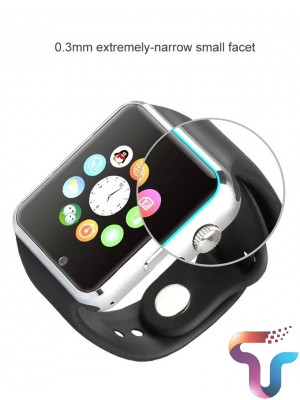 A1 Bluetooth Smart Watch With GSM & TF Card Slot – Black
