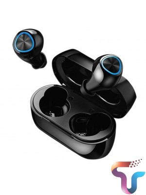 REMAX TWS-16 True Wireless Bluetooth Earphones Bluetooth 5.0 Support Noise Cancelling Smart Touch Earbuds W/ 220mAh Charging Box