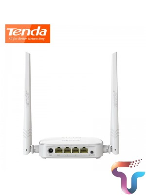 Tenda N301 Wireless Router Wifi Router 300Mbps 802.11 b/g/n/3/3u Access Point Signal Booster 4 Ports